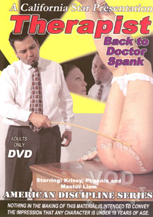 Therapist - Back To Doctor Spank Box Cover