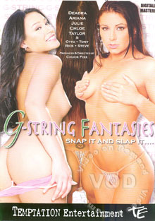 G-String Fantasies Box Cover