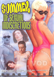 Summer Of Sexual Indiscretions Box Cover