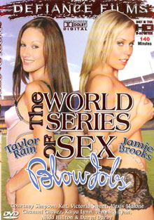 The World Series Of Sex - Blowjobs Box Cover