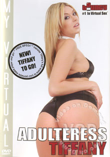 My Virtual Adulteress - Tiffany Box Cover