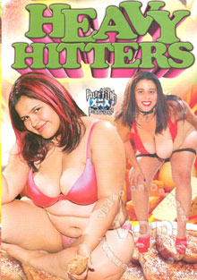 Heavy Hitters Box Cover
