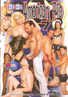 Bi Bi American Pie 7 Box Cover