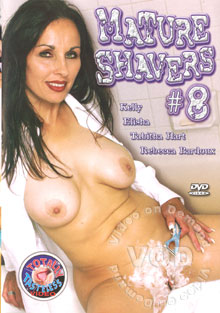 Mature Shavers #8 Box Cover
