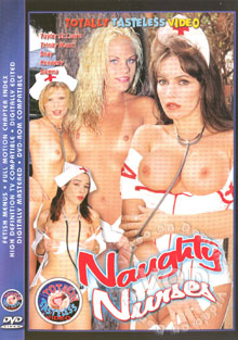Naughty Nurses Box Cover