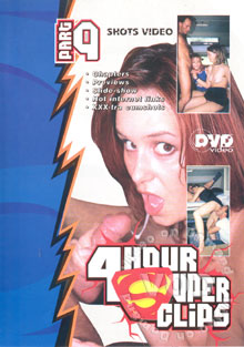 4 Hour Super Clips Part 9 Box Cover
