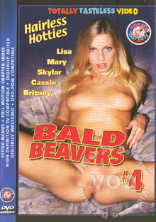Bald Beavers #4 Box Cover