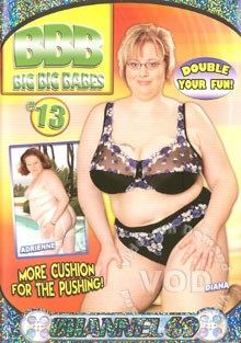 BBB - Big Big Babes #13 Box Cover