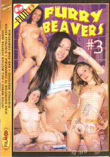 Furry Beavers #3 Box Cover