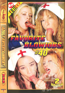 Favorite Blowjobs #40 Box Cover