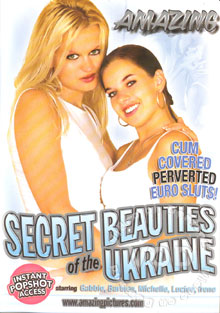 Secret Beauties Of The Ukraine Box Cover