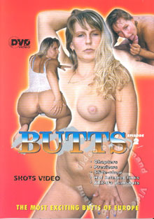 Butts Episode 2 Box Cover