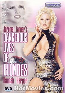 Dangerous Lives of Blondes Box Cover