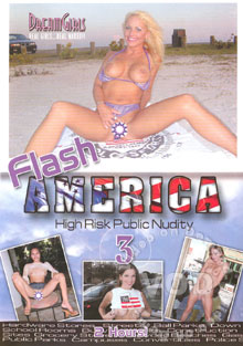 Flash America 3 Box Cover