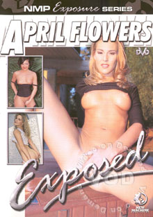 April Flowers Exposed Box Cover