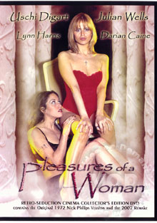 Pleasures Of A Woman (1972) Box Cover