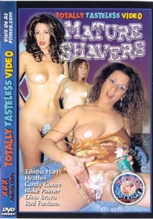 Mature Shavers Box Cover