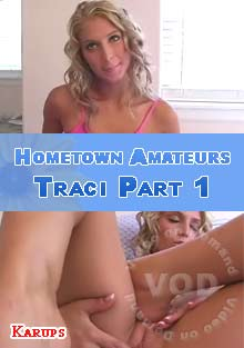Hometown Amateurs - Traci Part 1 Box Cover