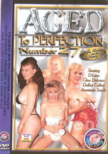 Aged To Perfection Number 27 Box Cover - Login to see Back