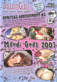 Special Assignment #2 - Mardi Gras 2001 Box Cover