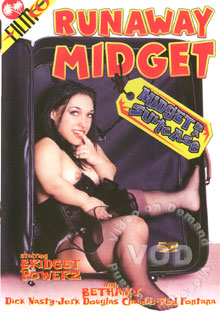 Runaway Midget - Midget In A Suitcase Box Cover