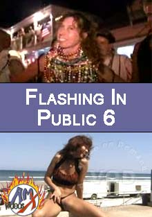Flashing In Public 6 Box Cover