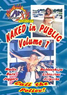 Naked In Public Volume 1 Box Cover