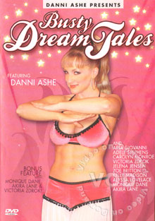 Busty Dream Tales Box Cover