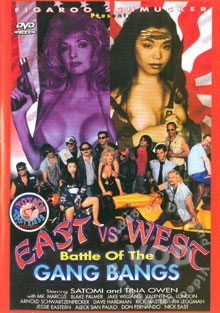 East Vs West - Battle Of The Gang Bangs