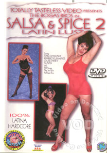 Salsa & Spice 2 - Latin Lust Box Cover