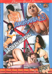 Sodomania 23 Broken Mirrors Box Cover