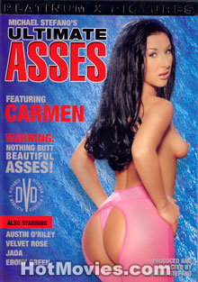 Ultimate Asses Box Cover - Login to see Back