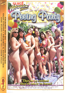 Peeing Party Box Cover