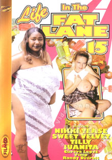 Life In The Fat Lane 15 Box Cover