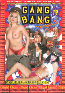 Gang Bang Angels 19 Box Cover