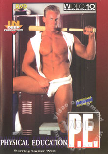 P.E. - Physical Education Box Cover
