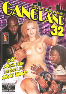 Gangland 32 Box Cover