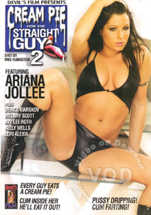 Cream Pie For The Straight Guy 2 Box Cover