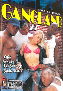 Gangland 27 Box Cover