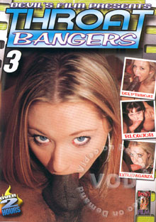 Throat Bangers 3 Box Cover