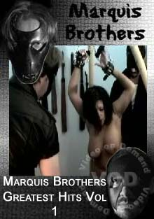 Marquis Brothers Greatest Hits Vol 1 Box Cover