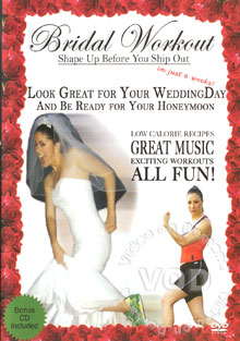 Bridal Workout: Shape Up Before You Ship Out