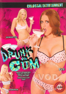 Drunk On Cum Box Cover