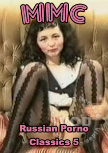 Russian Porno Classics 5 Box Cover