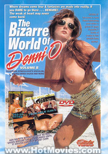 The Bizarre World of Denni O volume 8 Box Cover