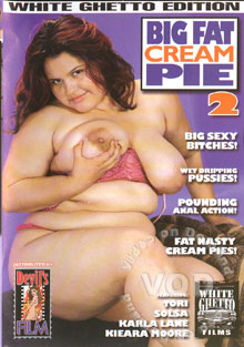 Big Fat Cream Pie 2 Box Cover