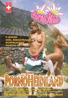 PornoHeidiLand Box Cover