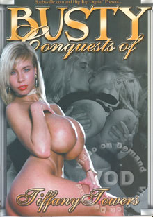 Busty Conquests Of Tiffany Towers Box Cover