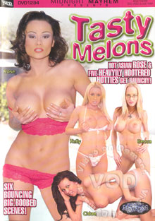 Tasty Melons Box Cover