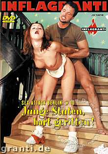 Sex Attack Berlin #18: Junge Stuten, hart geritten! Box Cover